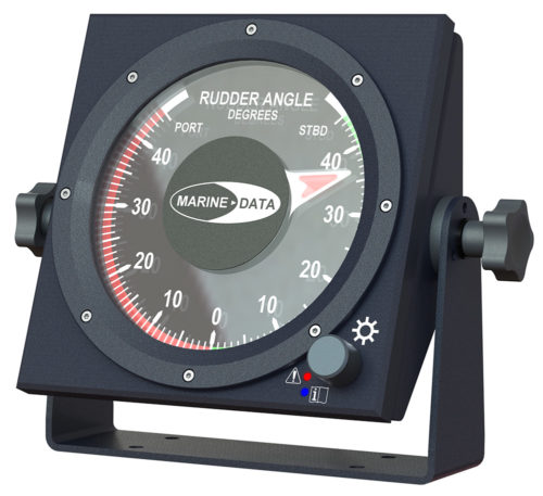 MD67RDI DIAL RUDDER ANGLE INDICATOR