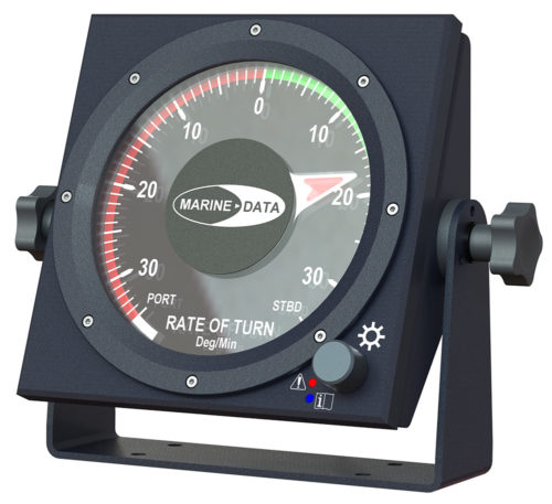 MD67ROT WATERTIGHT DIAL RATE OF TURN INDICATOR