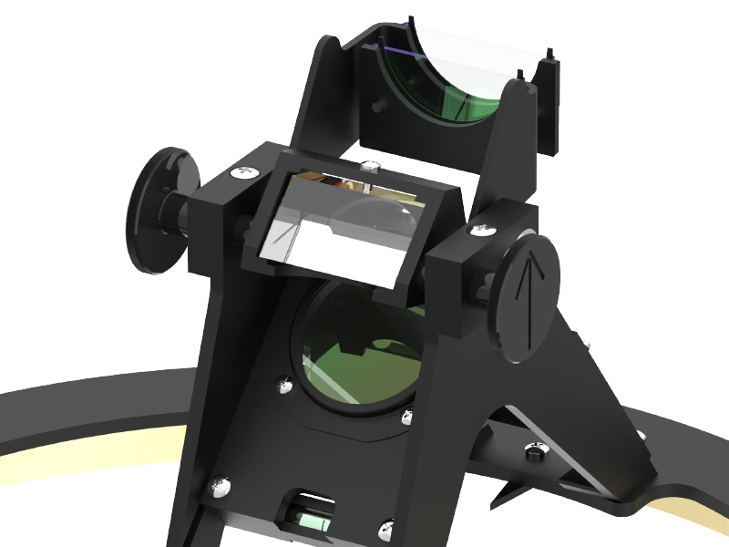 MD69AZI Azimuth Sight for Bearing Compass Repeaters