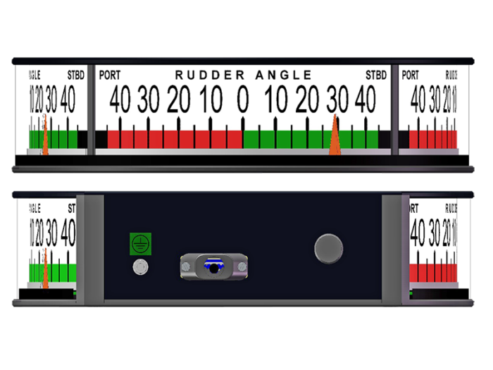 MD72RDI RUDDER ANGLE INDICATOR DISPLAY