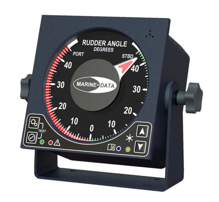 MD77RDI DIAL RUDDER ANGLE INDICATOR