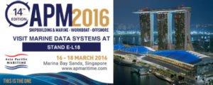 APM 2016 Singapore