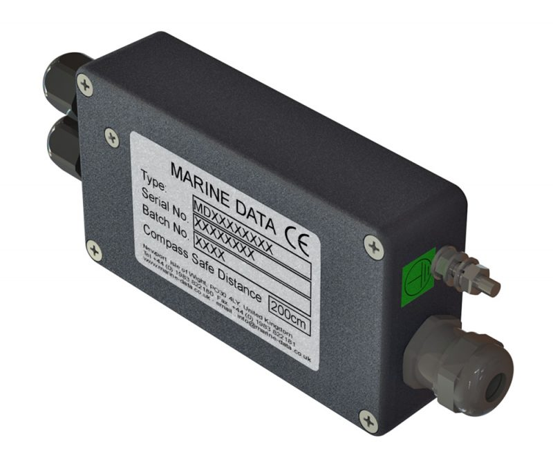 MD96JB8 8 WAY JUNCTION BOX