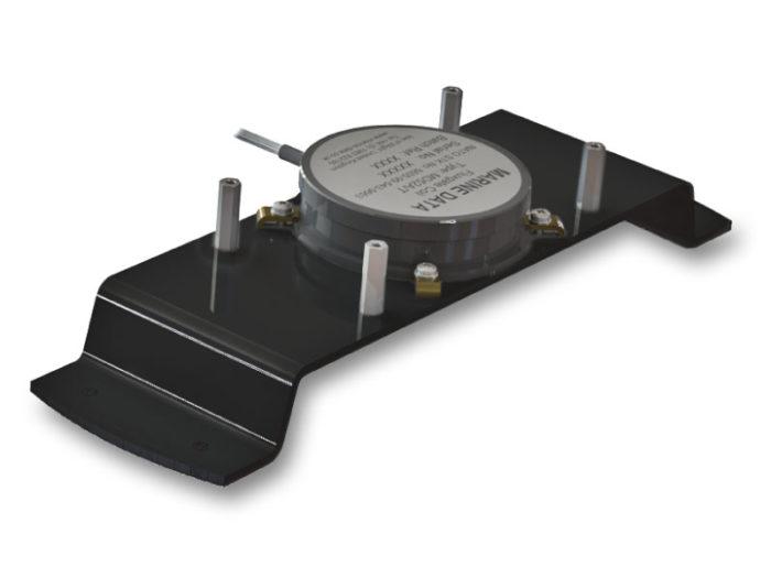 MD58 Bracket Mount for Magnetic Compass Sensor Installed