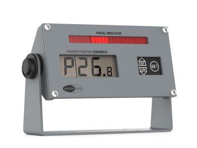 MD74RDI/W Weatherproof Digital Rudder Angle Indicator