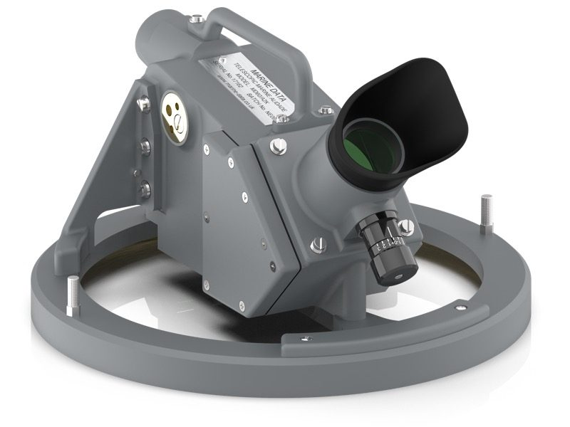 MD60A2K Telescopic Alidade Sight for Bearing Compass Repeaters