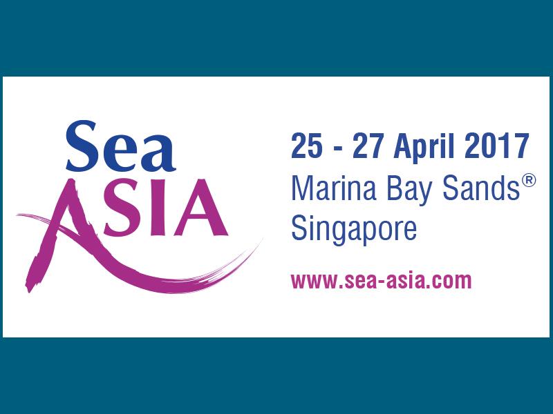 Sea Asia 2017 Singapore 25-27 April