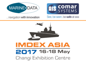 The Defence Exhibition IMDEX Asia 2017 in Singapore, 16-18 May