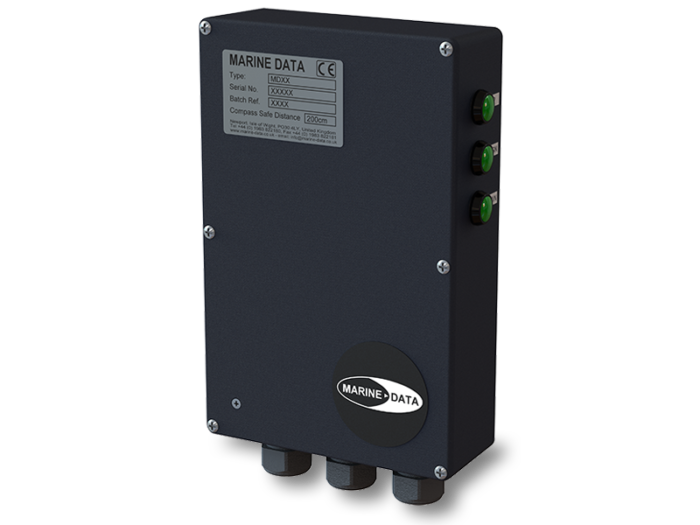 MD36/6 STEP to NMEA Interface (S-TYPE)