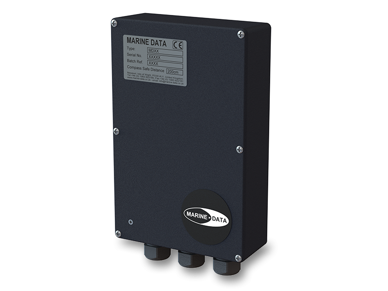 MD36/8 NMEA to STEP Converter Interface
