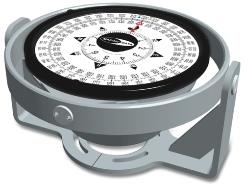 MD69BR Bearing Repeater Compass