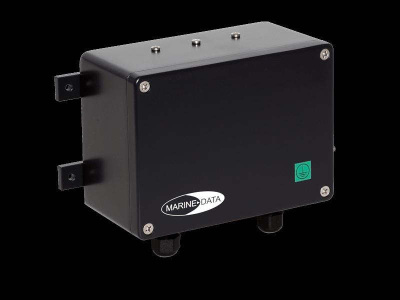 MD88/115V/400Hz/10VA Synchro Power Supply - Marine Data Systems