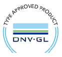 DNVGL Type Approved Product