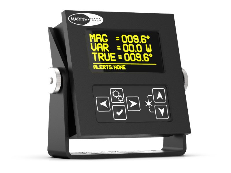 MD71THD Display Head Unit for TMC & EMC Systems