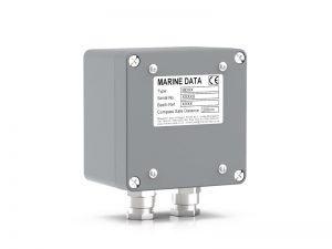 MD36/5/W Weatherproof Synchro to NMEA Converter Interface