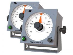 MD310SS Emergency Rudder Angle Telegraph System