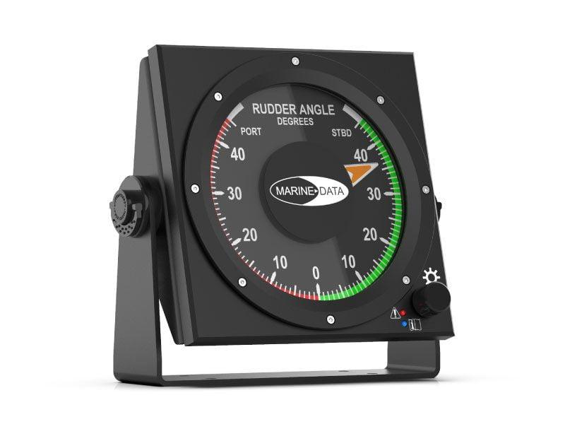 MD67RDI Weatherproof Dial Rudder Angle Indicator