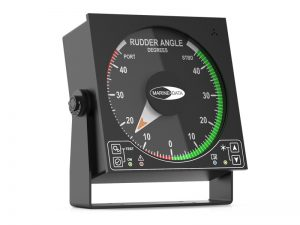 MD68RDI Large Dial Rudder Angle Indicator