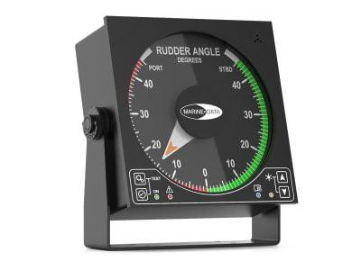 MD68RDI Large Dial Rudder Angle Indicator