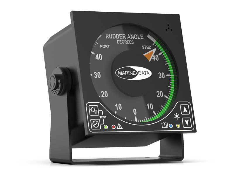 MD77RDI Dial Rudder Angle Indicator