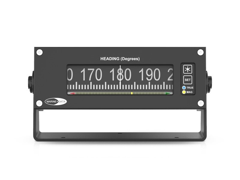 MD73HR/W Weatherproof Tape Compass Heading Repeater