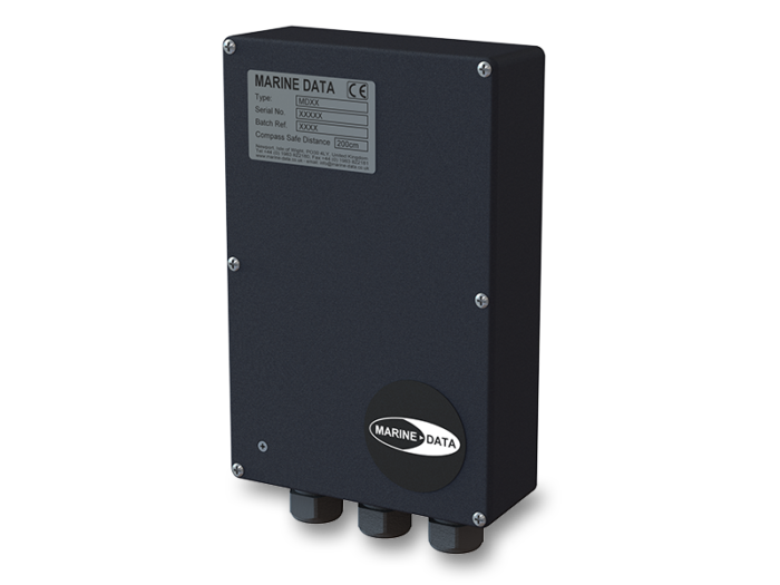 MD36/5D Dual Channel Synchro to NMEA Interface