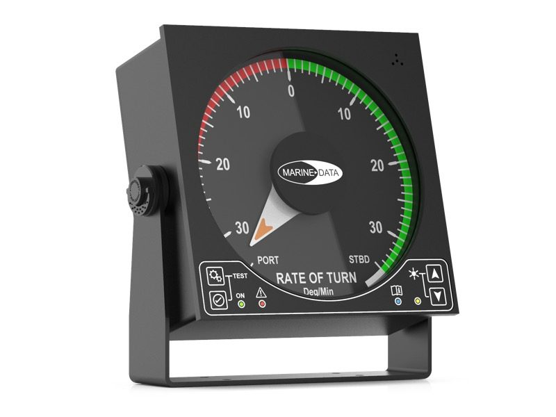 MD68ROT Large Dial Rate of Turn Indicator