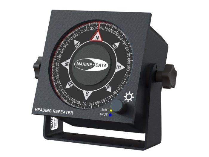 MD77HRB Dial Compass Heading Repeater Display